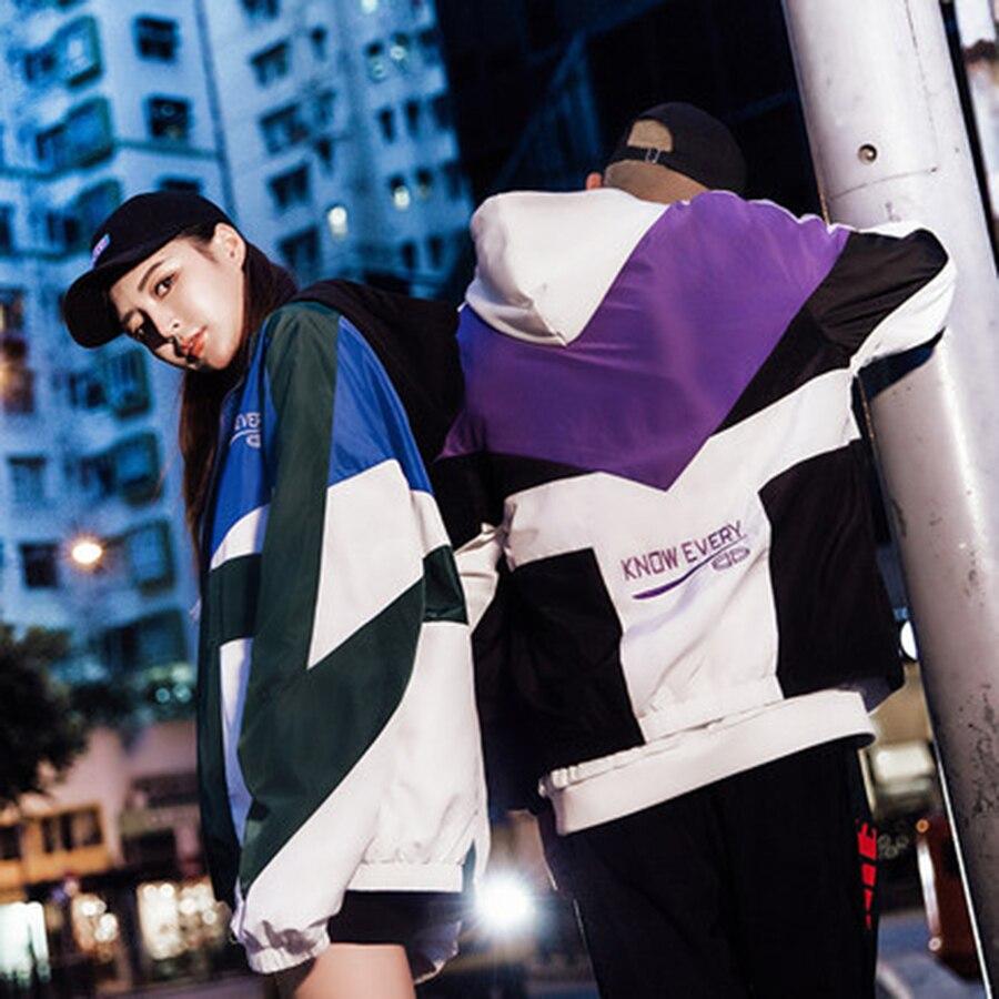 Été automne veste hommes Baseball grande taille printemps japonais Streetwear Bomber veste Hip Hop manteau hommes coréen vêtements 2019 nouveau