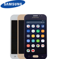 4.3'' Super AMOLED LCD For Samsung Galaxy J1 Ace J110 SM J110F J110H J110FM With Screen Touch Digitizer Assembly