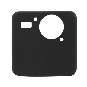 Image 3 - Atirar caso capa protetora de silicone macio para gopro fusão ação câmera habitação capa para go pro fusão câmera acessório