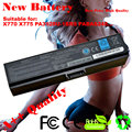 Jigu batería de 8 celdas para toshiba qosmio x770 x775 pa3928u-1brs pabas248 envío gratis