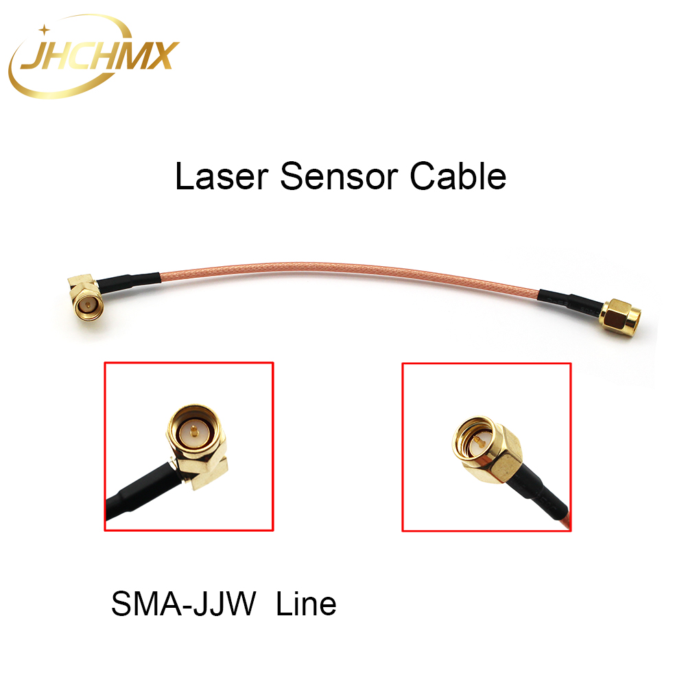JHCHMX High Quality Fiber Laser Sensor Cable Wire Transformer Wire SMA-JJW For Bodor WSX Han's Fiber Laser Cutting Head