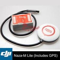 Originele DJI Naza-M Lite (met GPS of Niet) Multi Flyer Versie Lite Flight Controller PMU Power Module & LED & Kabels & GPS