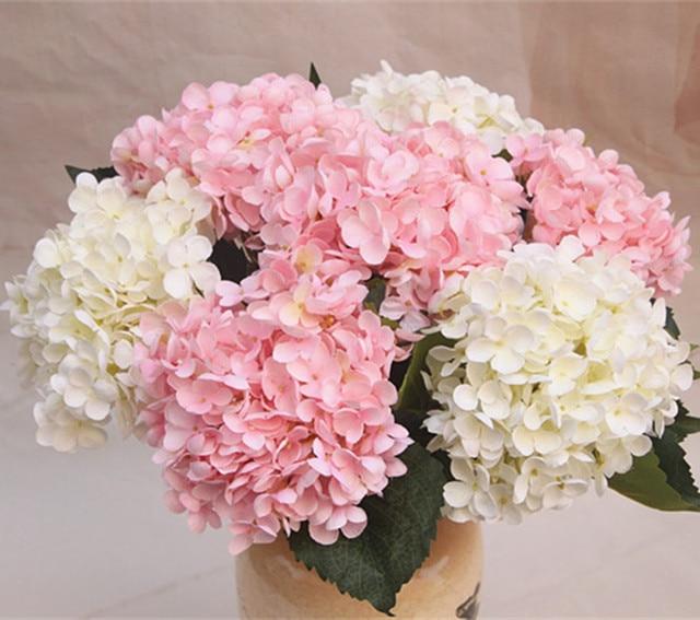 10PCS/ High simulation Hydrangea floral flower ball flower wedding ...