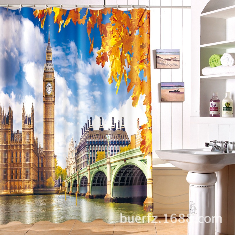 Buy shower curtain uk and get free shipping on AliExpress.com