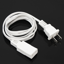 US Plug Power Cord Cable Adapter For Brother Electronic Knitting Machine KH900,910,920,930,940,950,950i
