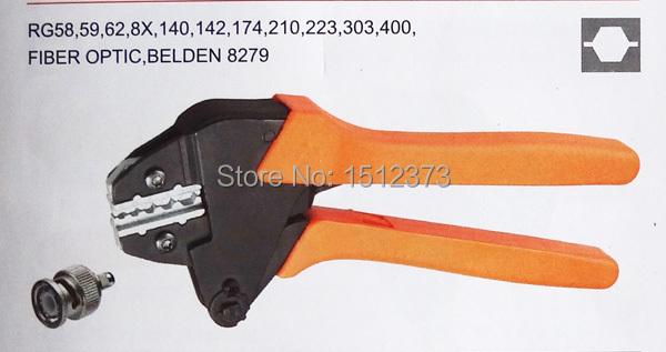 все цены на 1 Piece  VH2-02H1 Rathet crimping plier Fiber optic belden 8279 онлайн