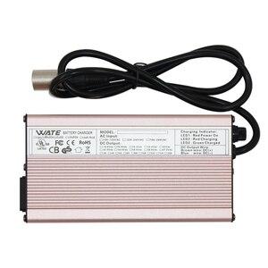 Image 5 - 54.6v 5a battery charger bike 48v Lithium 48 volt li ion 54.6v 5A smart intelligent For 10Ah 15Ah 48v 20ah battery charger 13s