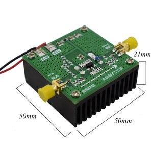 Image 4 - Lusya 400MHZ 4GHZ 1W güç amplifikatörü geliştirme kurulu TQP7M9103 için ısı emici ile desteği sürekli çalışma A8 013