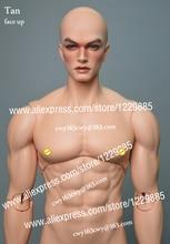 HeHeBJD Resin bjd Art Dolls 1/3 bjd doll handsome FA New BODY hot bjd hot dolls