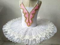 Ballet Tutu Costume For Kids Purple Blue White Professional Ballet Tutu Swan Ballet Dress Tutu Girls