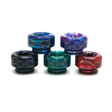 E-XY Snake 810 Drip Tip Snake Epoxy Resin Mouthpiece for TFV8/TFV8 Big Baby/TFV12 Tank RBA/RDA
