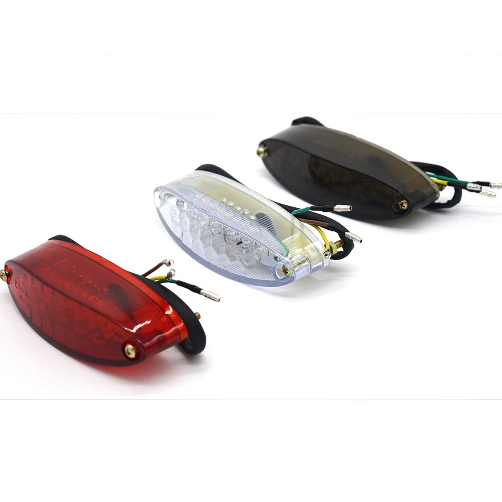 28 LEDs 3W 12V Motorcycle Rear Light Led Bike Rear /Tail / Stop / Brake Light Number Plate Light Lighting