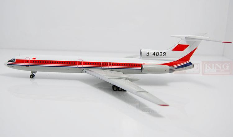 Offer: Wings XX2731 Special JC China Air Force B-4029 1:200 TU-154M commercial jetliners plane model hobby special offer wings xx4232 jc korean air hl7630 1 400 b747 8i commercial jetliners plane model hobby