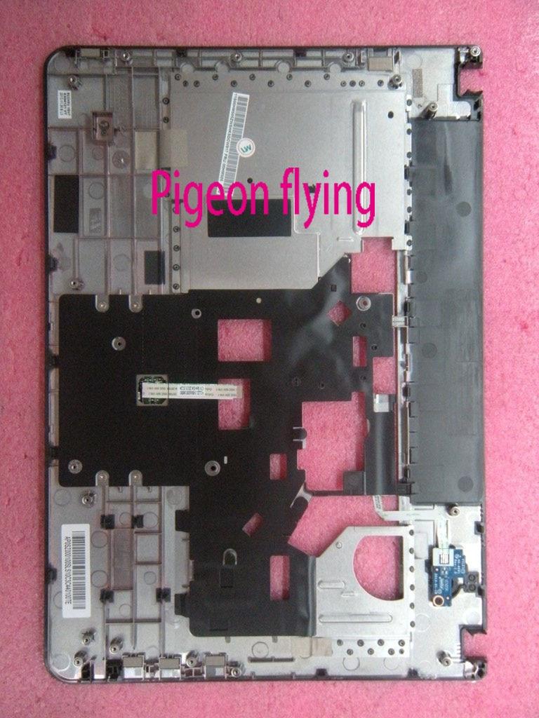 Laptop Bags & Cases 00hm504 04x4974 04x4970 04x5684 Honest Thinkpad E431 E440 Palm Rest Fingerprint Identification Fru