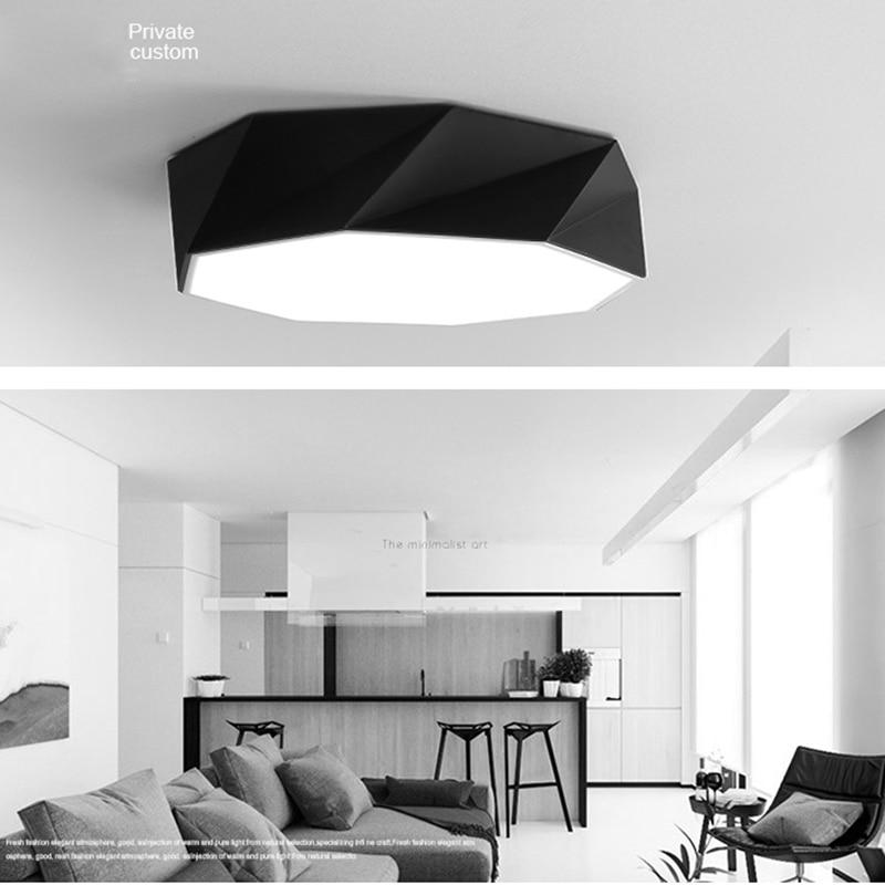 Aliexpress Com Buy Modern Acryl Led Ceiling Light With: Aliexpress.com : Buy Modern Round Art LED Ceiling Lights