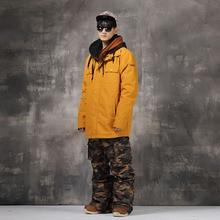 Brand New Women Men Snowboard Ski Jacket Pants Ski Suit Waterproof Warm Outdoor Camping Hiking Ski Suit