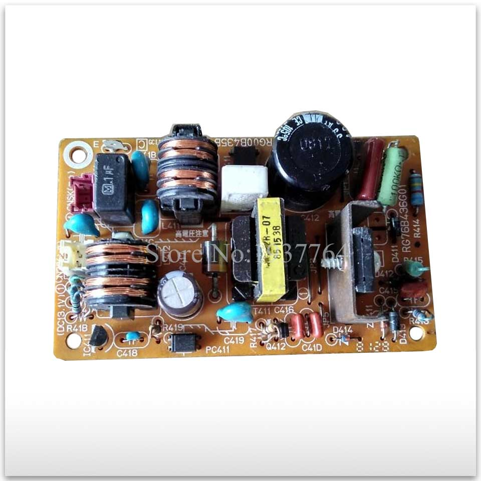 95% new for Mitsubishi Air conditioning computer board circuit board RG00B435B RG76B436G01 good working 95% new used for air conditioning computer board circuit board 6871a20298j g 6870a90107a key board good working