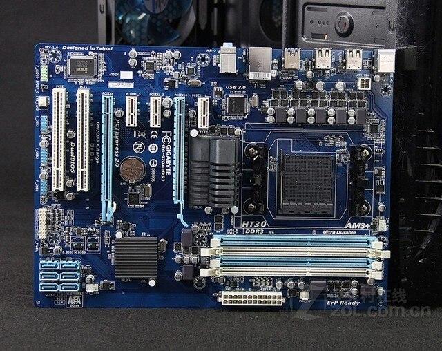 970A Ga-970a-ds3 SATA3 USB3.0