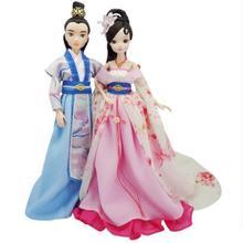 Kurhn Новое поступление куклы для пар кукла для девочек и мальчиков подарок на день рождения-Tianxian Pei#9112