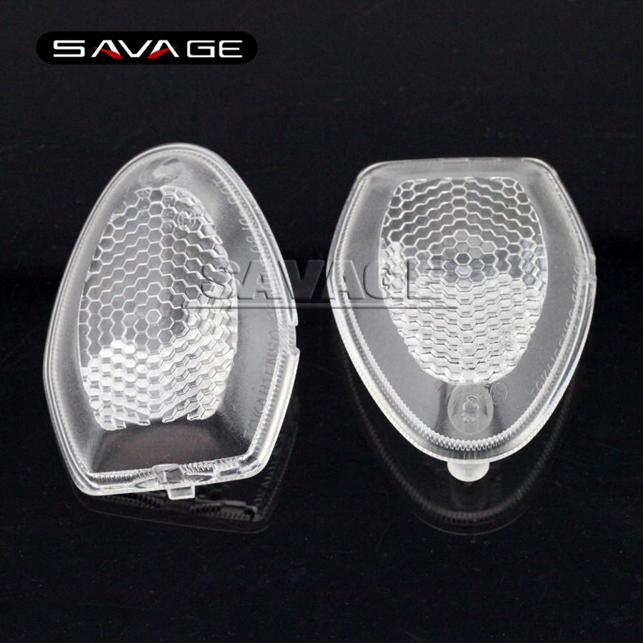 Turn Signal Blinker Lens Cover For SUZUKI DL650 V-STROM ADV/XT DL V-STROM 1000 Motorcycle Accessories Indicator Lamp Light Cap
