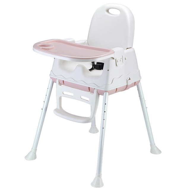 Baby Chairs For Eating Herman Miller Office Chair Parts New Fashion Dining Children S Multi Purpose Folding Portable Dinner Feeding Seat