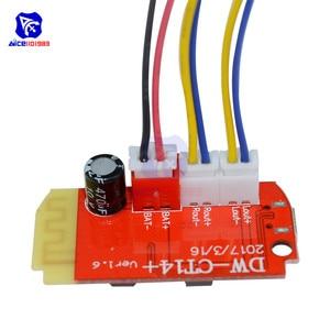 Image 2 - Diymore DC 3.7V 5V 3W dźwięk cyfrowy płyta wzmacniacza podwójna płyta głośnik Bluetooth modyfikacja dźwięk moduł muzyczny Micro USB