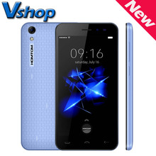 Оригинал HOMTOM HT16 Pro 4 Г LTE Мобильный Телефон Android 6.0 MTK6737 Quad Core 1.3 ГГц RAM 2 ГБ ROM 16 ГБ 5.0 дюймов Dual SIM смартфон