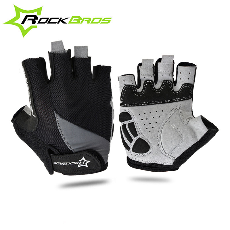 Bike Gloves by Wind with gel padding