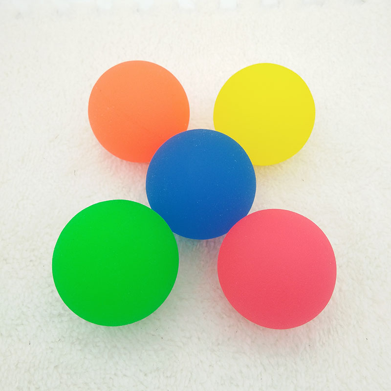 50pcs/lot 42mm Rubber Bouncing Ball child Toy elastic Candy color kids of pinball bouncy toys for kids Outdoor Game50pcs/lot 42mm Rubber Bouncing Ball child Toy elastic Candy color kids of pinball bouncy toys for kids Outdoor Game