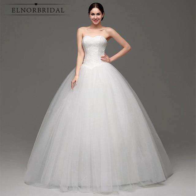 Vintage Lace Ball Gown Wedding Dresses 2018 Vestidos De Novia ...