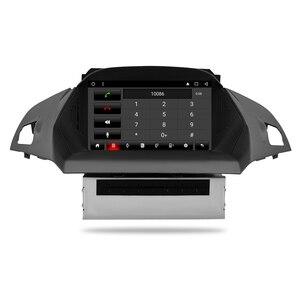 Image 3 - 옥타 코어 안 드 로이드 8.1 자동차 dvd 플레이어 멀티미디어 유럽 포드 kuga c 최대 2013 + 자동 라디오 2 din fm gps 네비게이션 비디오 스테레오