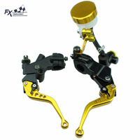 7 8 For For Honda CBR600RR CBR 600RR 2007 2016 Motorcycle Master Cylinder Reservoir Brake Clutch