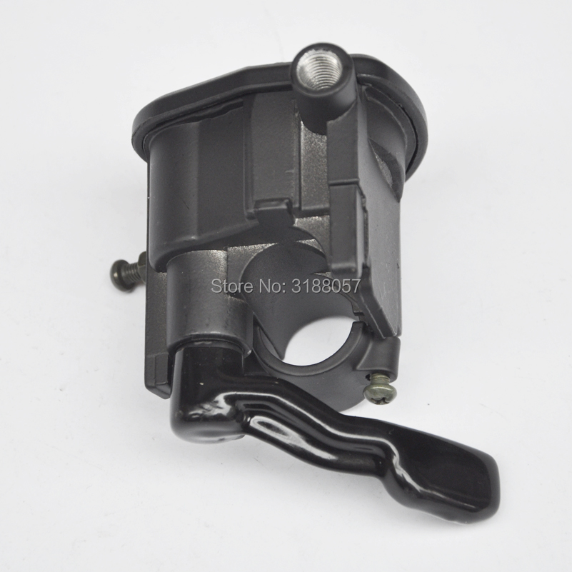 Thumb Throttle Parts Assembly fit for YAMAHA RAPTOR 350 660 700 P TT03