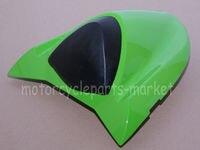 Verde motocicleta Rear Seat Cover Cowl para Kawasaki Ninja ZX10R ZX-10R 2004-2005