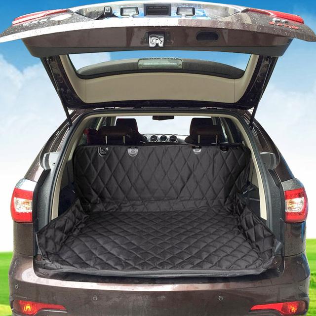 SUV rear cargo liner