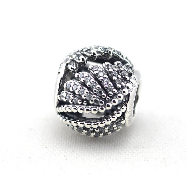 a74f47990a972 pandora majestic feathers with clear cz openwork charm for sale