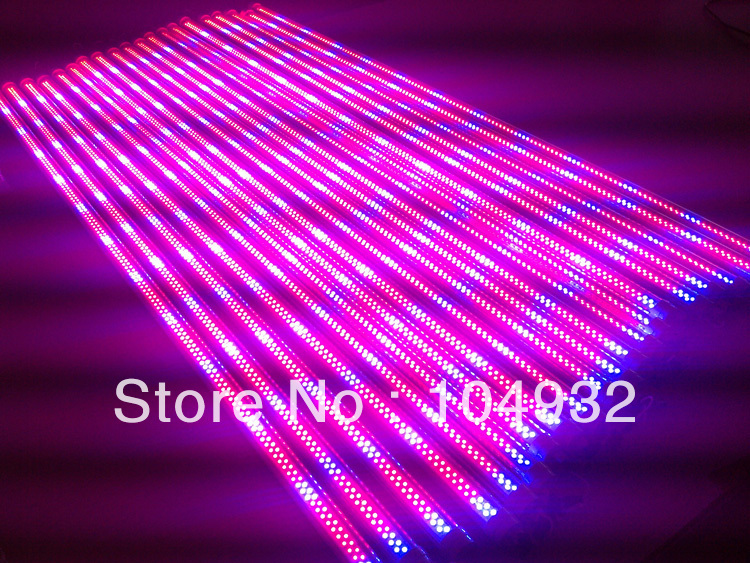 T8 LED Tube grow light 288pcs  120cm 4 feet 18w smd3528 warm white/cool white red and blue mix AC85-265V free shipping via Fedex 28mm to 32mm 32mm to 35 mm plastic vacuum cleaner hose adapter converter