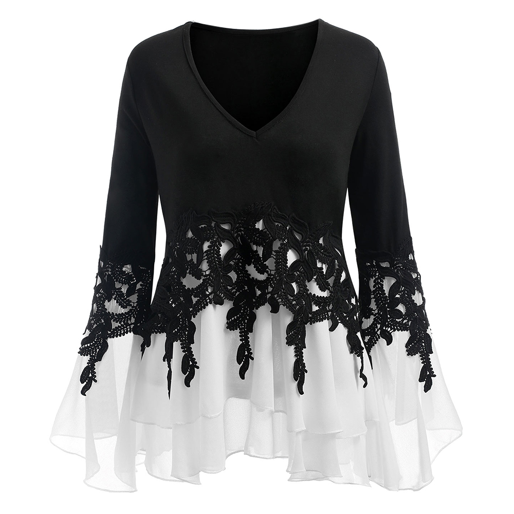 Women's Clothing Hirigin 2017 Hot Sale Women Sexy Lace Crochet Vest Sleeveless Tank Top Tunic Shirt Peplum Blouse