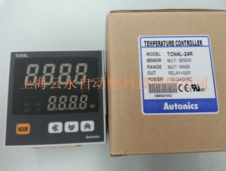 New original authentic TCN4L-24R  Autonics thermostat temperature controller new japanese original authentic msqb20l5