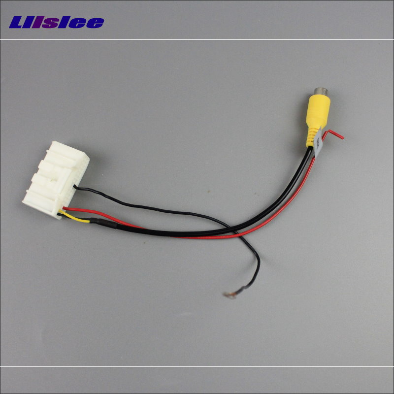 liislee car adapter wire cable for nissan qashqai j11    x
