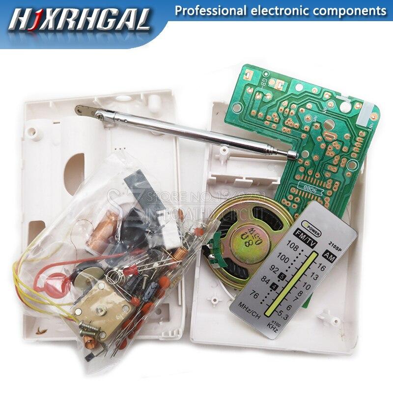 1set AM / FM stereo AM radio kit / DIY CF210SP electronic production suite NEW