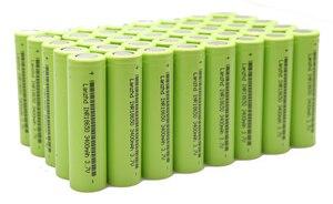 Image 3 - 40 шт., 100% оригинальные литий ионные аккумуляторные батареи INR18650 30 а для Samsung 18650, 3,7 в, 3400 мач, INR18650, 30Q