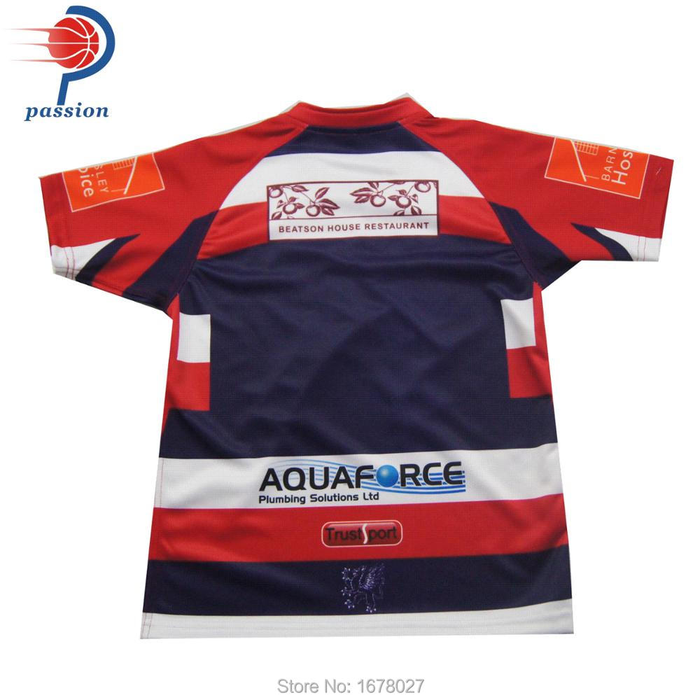 super popular a24c8 40f82 US $130.0 |OEM service mens cheap sublimation custom team set rugby jersey,  wholesale rugby uniforms for team-in Rugby Jerseys from Sports & ...
