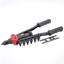 16 дюймов(400 мм) сверхмощный ручной Клепальщик ручка-заклепка инструмент ручка-Заклепка гайка M3/M4/M5/M6/M8/M10/M12