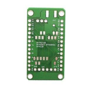 Image 2 - Drahtlose LoRa modul entwicklung bord 3,3 V verwenden können für RFM69C RFM69CW RFM12B RFM69HC RFM69HCW RFM95 RFM96 RFM98 RFM22B RFM23B