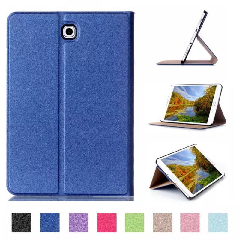 PU Leather Tablet Case For Samsung Galaxy Tab S2 8.0 SM-T710 T715 T713 T719 Stand Smart Cover For Galaxy Tab S2 8.0