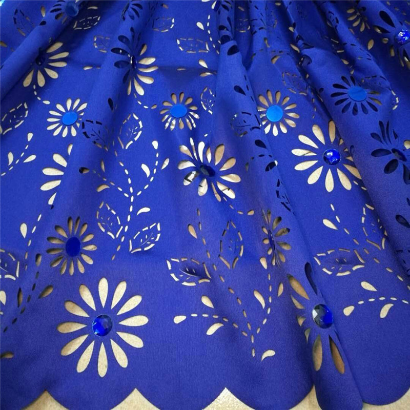 New arrival Hollowed out Laser Cutting Flower Fabric with stones and Sequins JC12 Free Shipping Wedding Dress Tulle Lace FabricNew arrival Hollowed out Laser Cutting Flower Fabric with stones and Sequins JC12 Free Shipping Wedding Dress Tulle Lace Fabric
