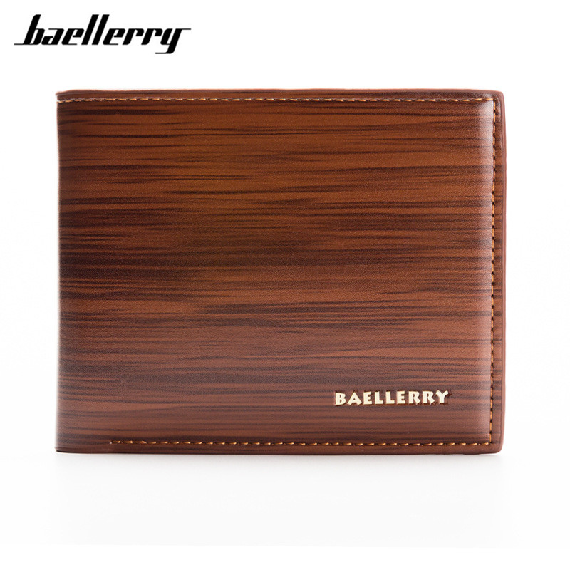 Baellerry leather luxury men wallet vintage minimalist short slim male purses money clip credit card dollar price portomonee safebet brand genuine leather wallet men fashion luxury wallet with coin pocket male purses money clip credit card dollar price