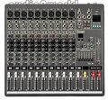 Profesional Audio Mixer YA1000 Mezcladora De 10 Canales Consola de Mezcla de DJ