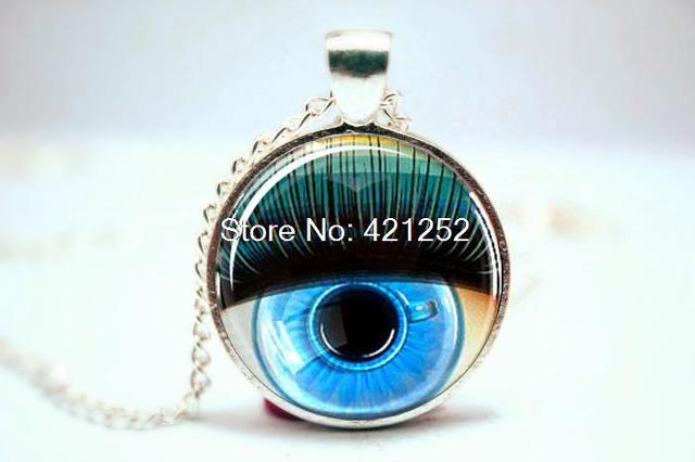 10pcslot blue eye pendant eye necklace all seeing eye necklace 10pcslot blue eye pendant eye necklace all seeing eye necklace third mozeypictures Image collections
